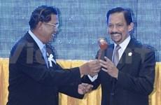 第21届东盟峰会及系列会议在柬埔寨首都金边落下帷幕