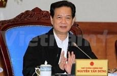 越南政府召开11月份例行会议