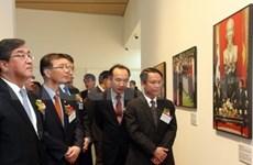 越南通讯社与韩国联合通讯社加强合作
