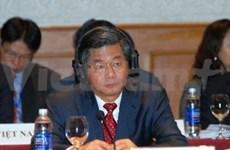 越南赞助商咨询小组会议在河内召开