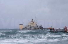 越南一直主张以和平方式解决东海争端