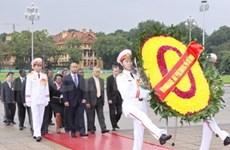 越南与海地进一步巩固与加强双方合作