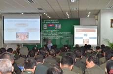 越南与柬埔寨举行军医科学会议