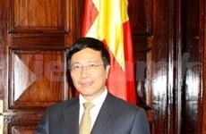 越南外长:2013年越南将继续深化与世界各国合作关系