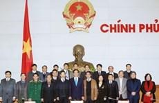 政府总理主持会议指导高平河江两省经济社会发展工作
