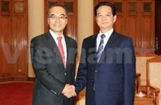越南与韩国进一步加强经贸合作关系