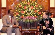 OIF希望深化与包括越南在内的亚太地区各国合作关系