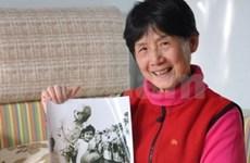 中国一位小朋友心中的越南胡伯伯
