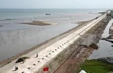 越南试点展开堤坝监测系统