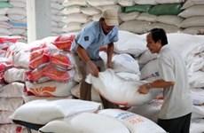 2013年一月份越南大米出口量达40万多吨