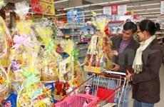 癸巳春节期间商品销售量猛增