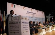 第5届东盟—印度对话会议在新德里召开