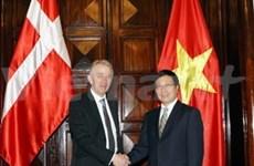 丹麦支持越南深化与欧盟全面合作伙伴关系