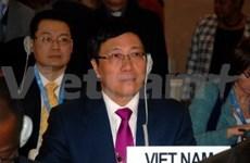 越南一向遵守有关人权的国际准则