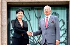 马来西亚与泰国加强两国边境地区的合作与发展