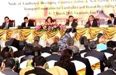 越南出席在老挝举行的联合国亚欧地区会议