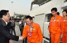 中国北海至越南下龙湾旅游线路试运行成功