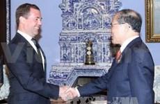 俄支持越南在地区和世界上扮演更加重要的地位