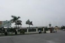 海防市吉碑国际机场动工扩建