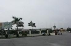 越南海防市扩建吉碑国际机场