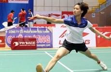 2013年Ciputra Hanoi Vietnam Challenge羽毛球国际锦标赛正式开幕