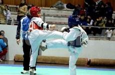 2013年全国跆拳道青少年锦标赛开战