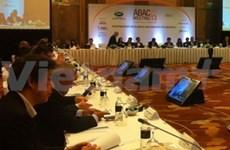 越南出席第二届亚太经合组织工商咨询理事会会议
