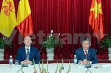 越南与比利时瓦隆区合作提高国际经济合作质量