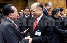 柬泰承诺遵守海牙国际法院关于两国领土争端的裁决