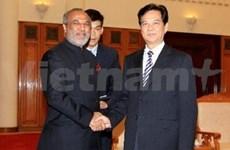 越南政府总理阮晋勇会见斯里兰卡司法部部长