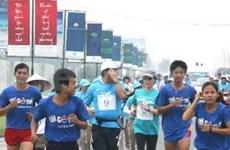 2013年岘港国际马拉松赛即将举行
