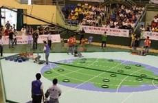 2013年越南全国机器人大赛总决赛圆满结束