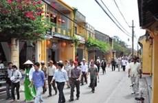 广南省接待游客量大幅增加
