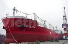 南赵造船工业公司5.62万吨散货轮顺利移交投运
