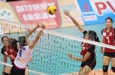 2013年越南联越邮政银行杯国际女子排球公开赛开幕