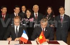 越南与法国加强卫生领域的合作