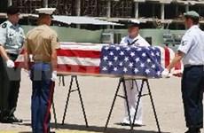 美国负责POW/MIA问题的国防部长副助理访问越南