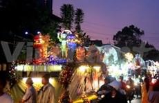 越南全国各地喜迎2013年佛诞节