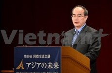 阮善仁副总理:越南积极参与亚洲地区各合作框架