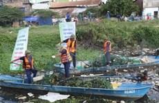 河内市举行许多活动 响应2013年世界环境日