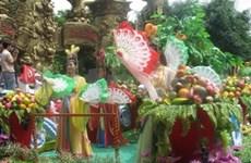 2013年越南南部水果节热闹非凡