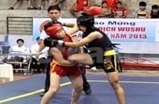 2013年第14届全国青少年传统武术锦标赛在广义省闭幕