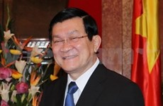 越南驻华大使阮文诗:张晋创主席访华有助于深化越中全面战略合作伙伴关系