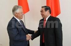 越南共产党与乌克兰共产党加强合作关系