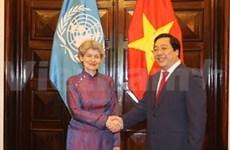 越南与联合国教科文组织加强合作