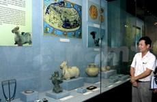 """""""越南海洋文化遗产""""专题展会在越南谅山省举行"""