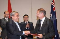 越南与澳大利亚加强科技领域的合作