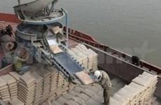 今年上半年越南水泥出口量激增