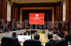 第46届东盟外长会议发表联合公报