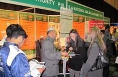 越南参加2013年南非国际贸易展会